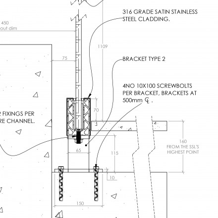 Site survey & manufacture drawings image