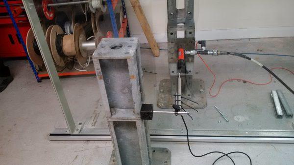 Balustrade Load Testing