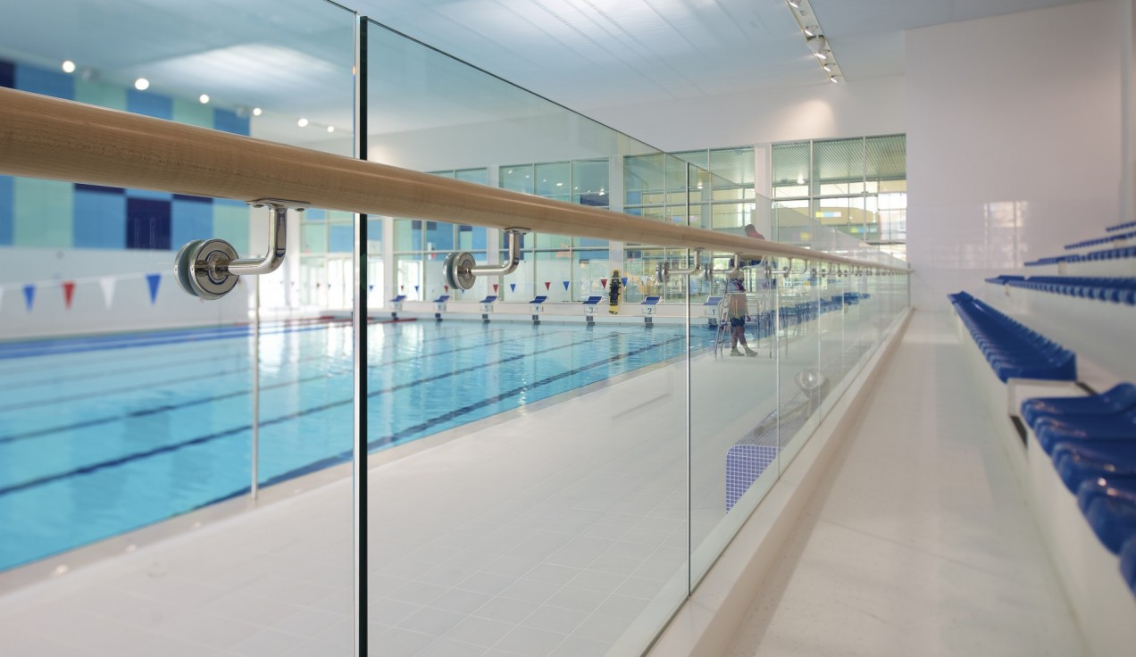 Glass Mill Leisure Centre 07