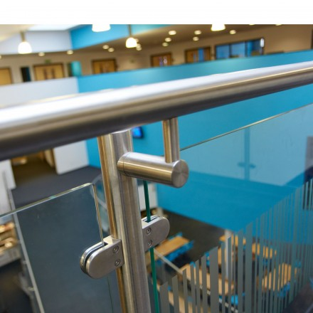 Offset Handrail image