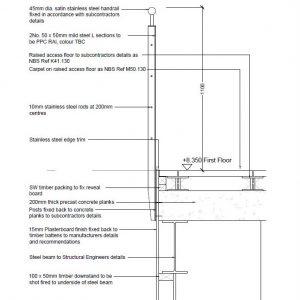 KLIC Internal Walkways