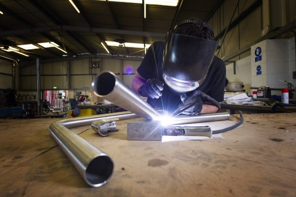 Fabrication - Welding.