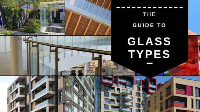 Glass types header image