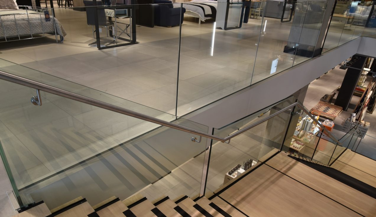John Lewis Leeds 07 - Feature Stair