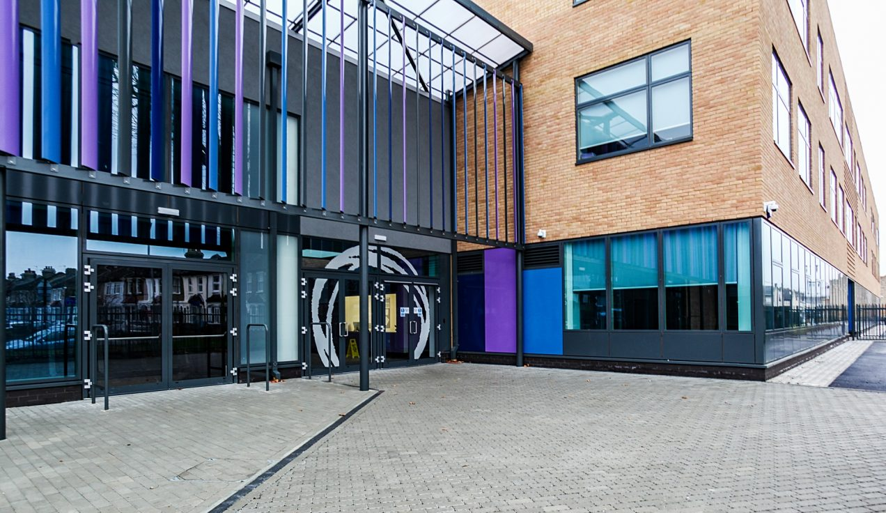 1 - Oasis Academy Exterior