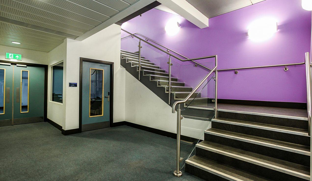 2 - Oasis Academy Interior