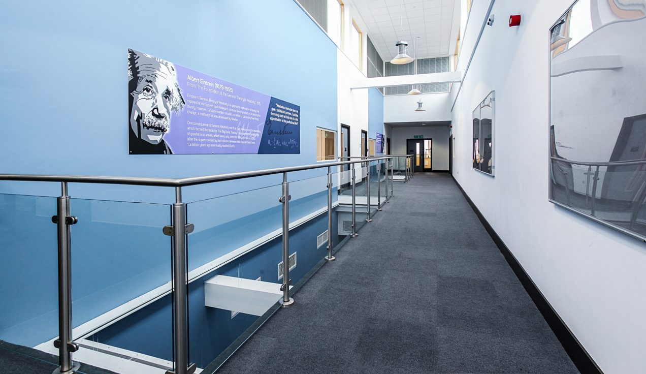 3 - Oasis Academy Interior