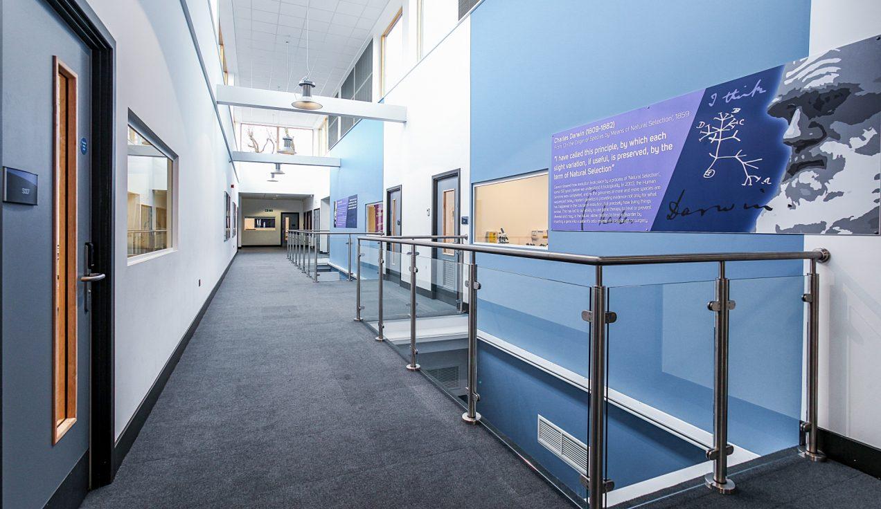 4 - Oasis Academy Interior