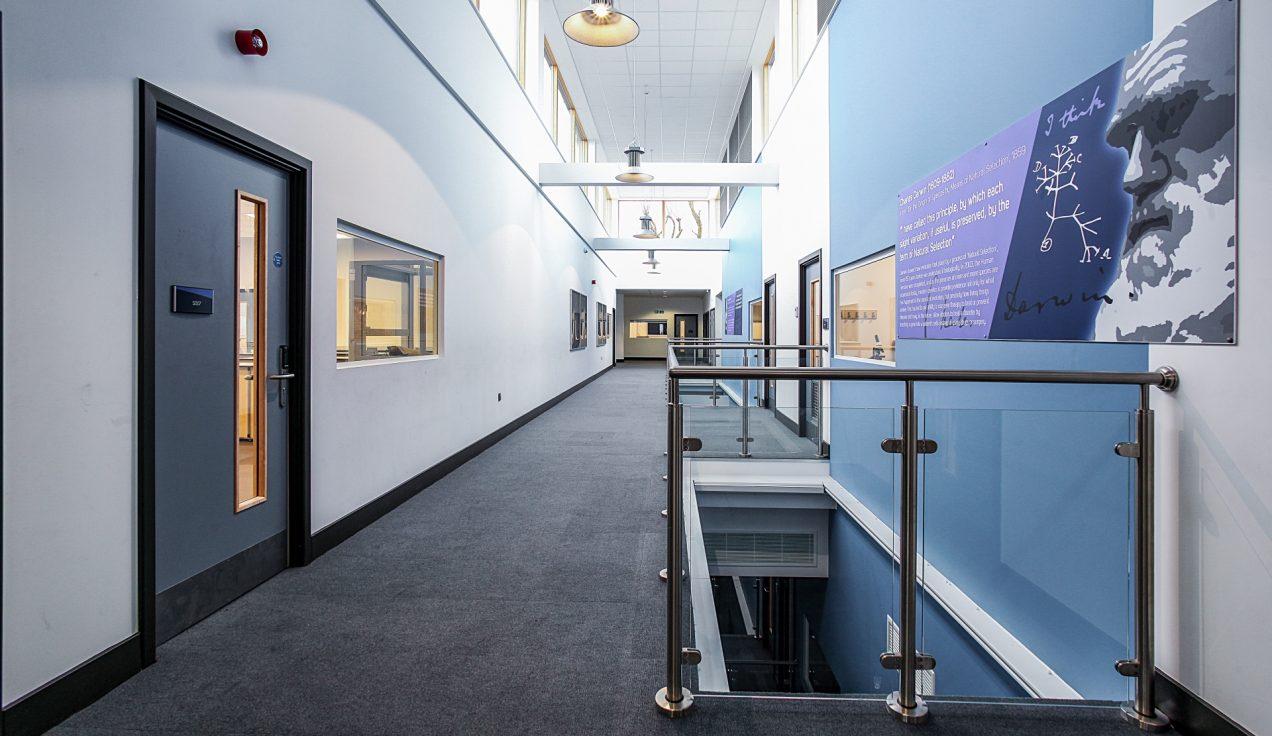 5 - Oasis Academy Interior