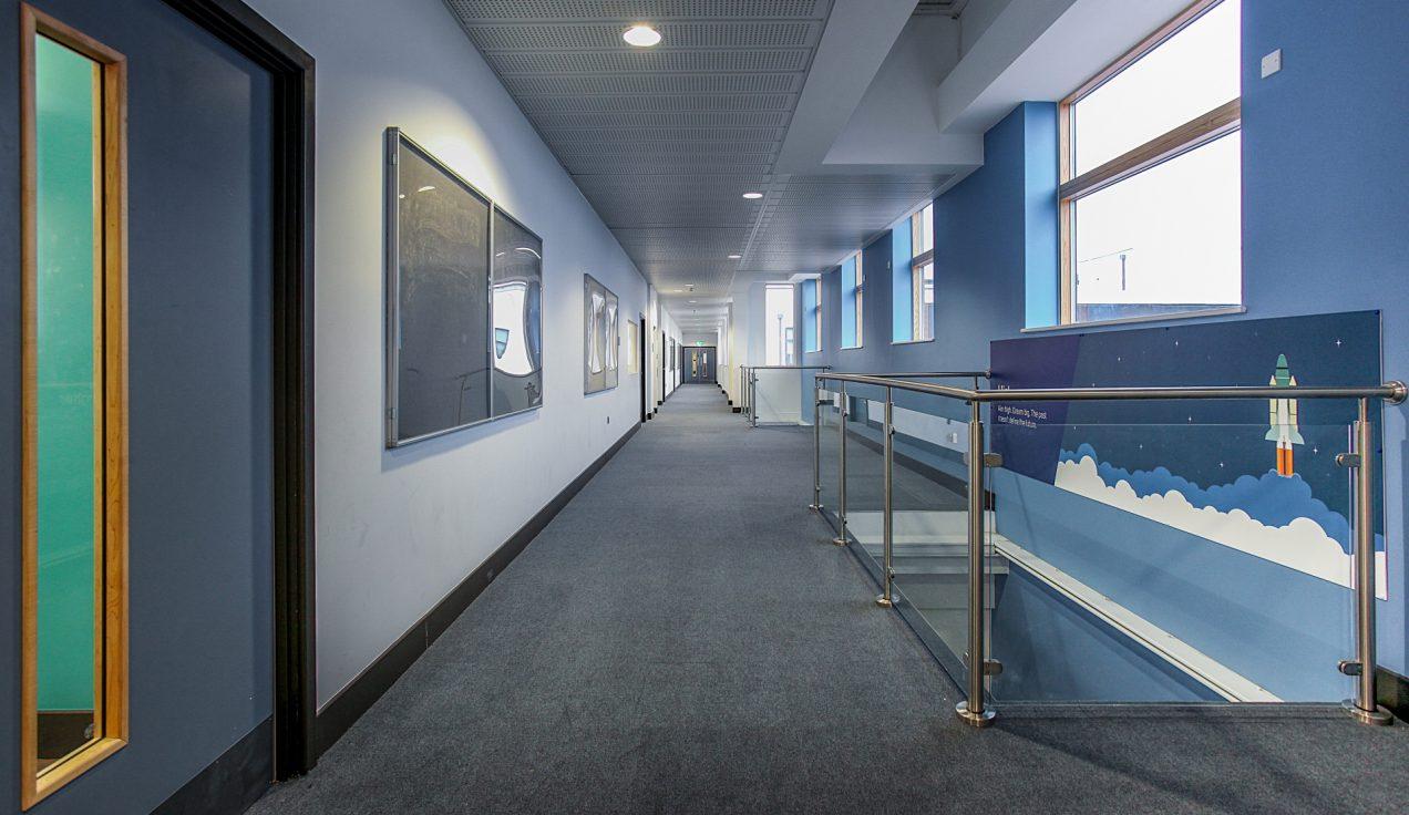 6 - Oasis Academy Interior