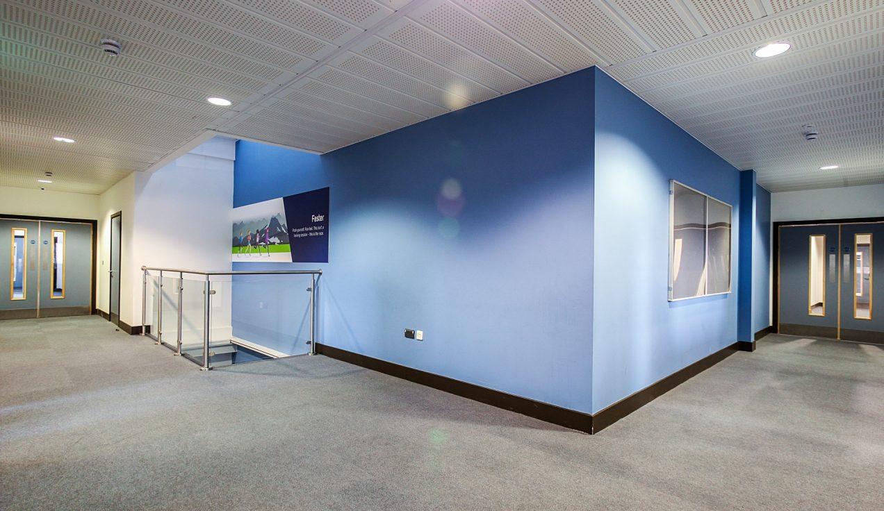 7 - Oasis Academy Interior