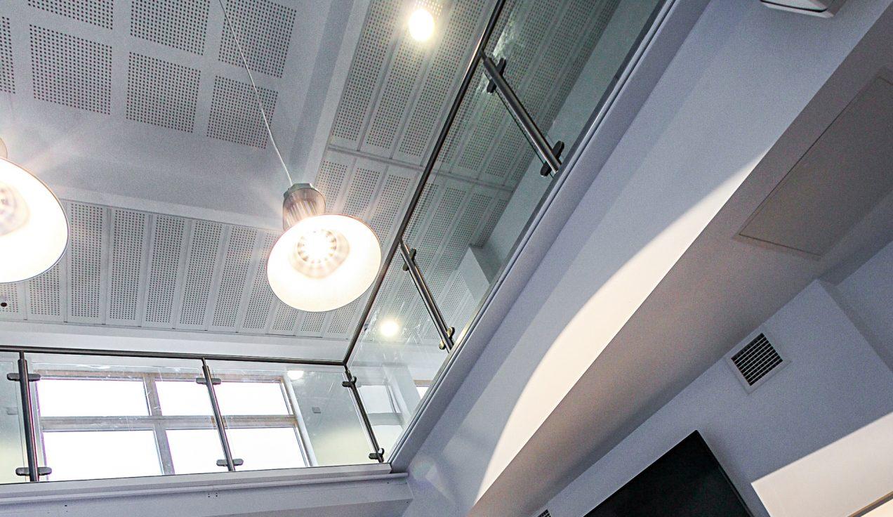 9 - Oasis Academy Interior