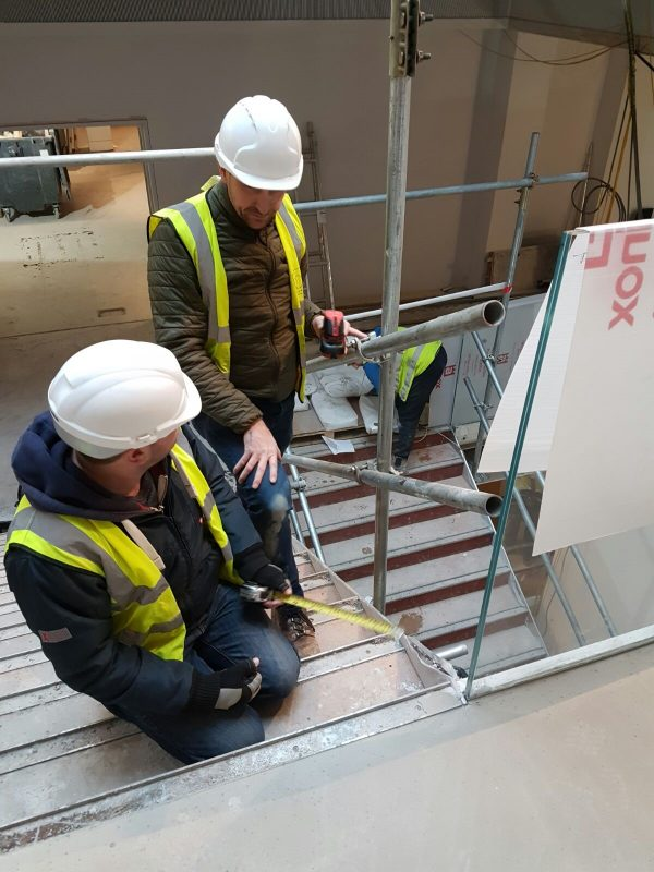 Health and Safety for BA Systems