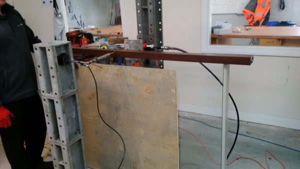 Balustrade Load Testing