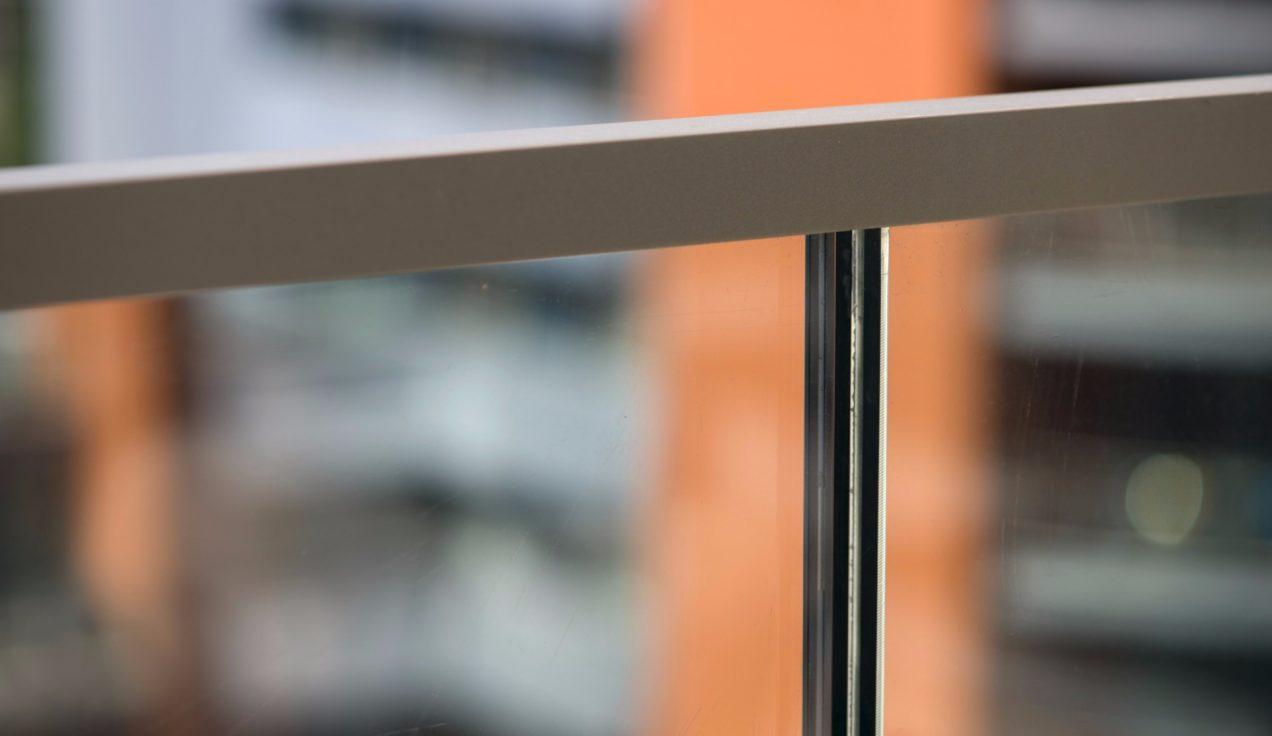 13 Paddington Exchange - B40 Frameless Glass Balustrade