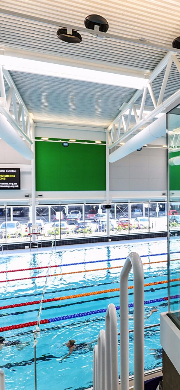 Wycombe Leisure Centre featured image