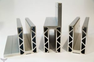 Aluminium - Base channel profiles