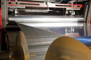 Aluminium - Foil Rolling