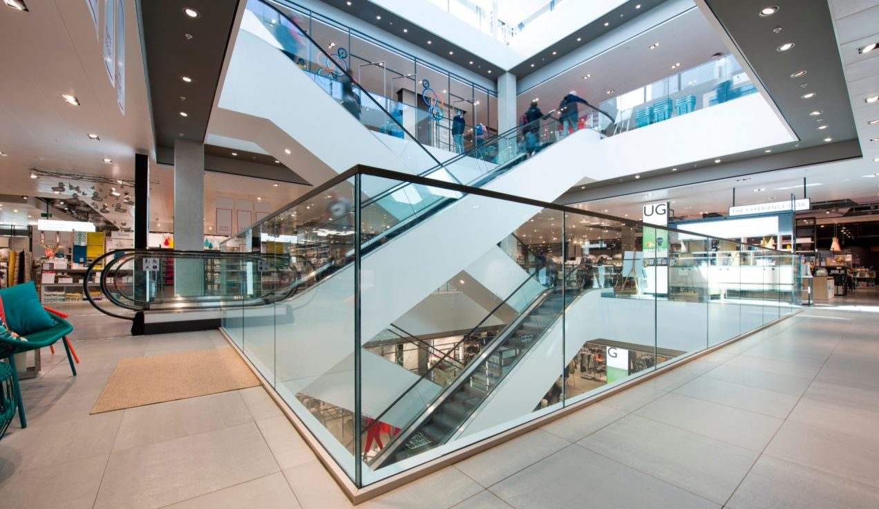 01 - John Lewis Oxford - Void Balustrade