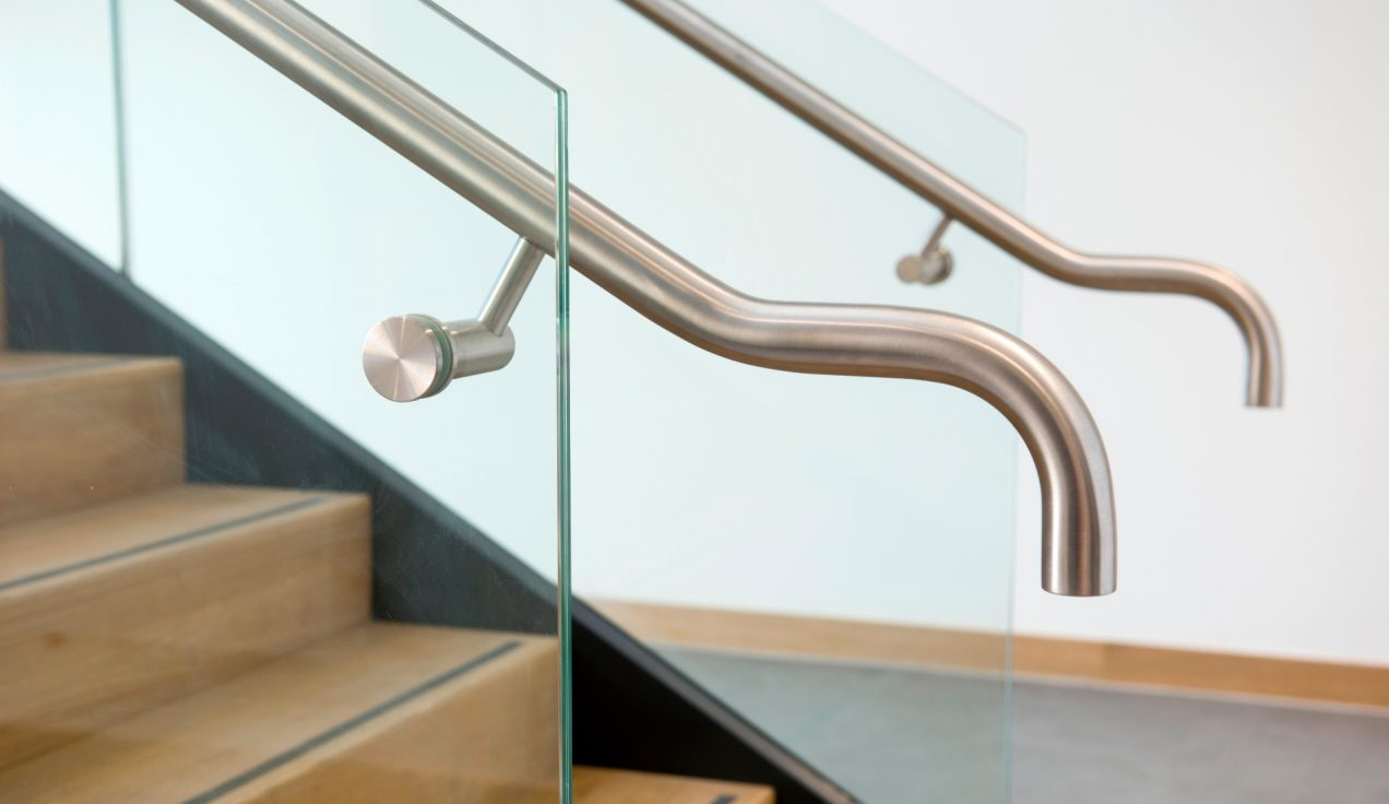 11 - Iffley Road Leisure Centre - Internal Balustrades