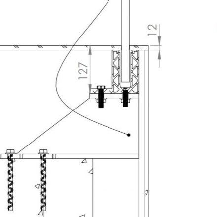 Bespoke design of secondary steelwork image