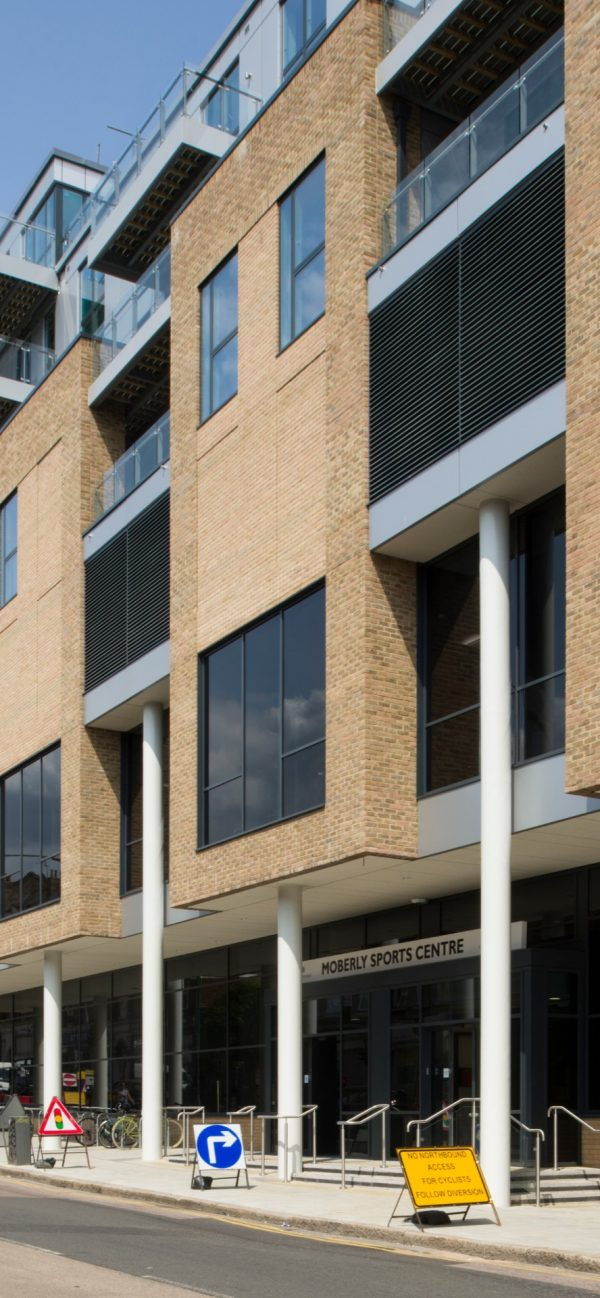 Moberly Leisure Centre & Kensal Rise featured image
