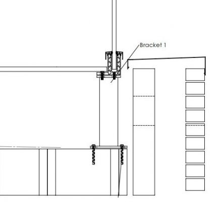 Balustrade Secondary Steelwork image