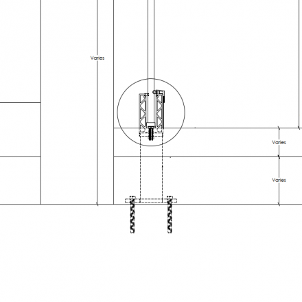 Secondary Support Steelwork image