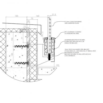 Bespoke secondary steelwork image