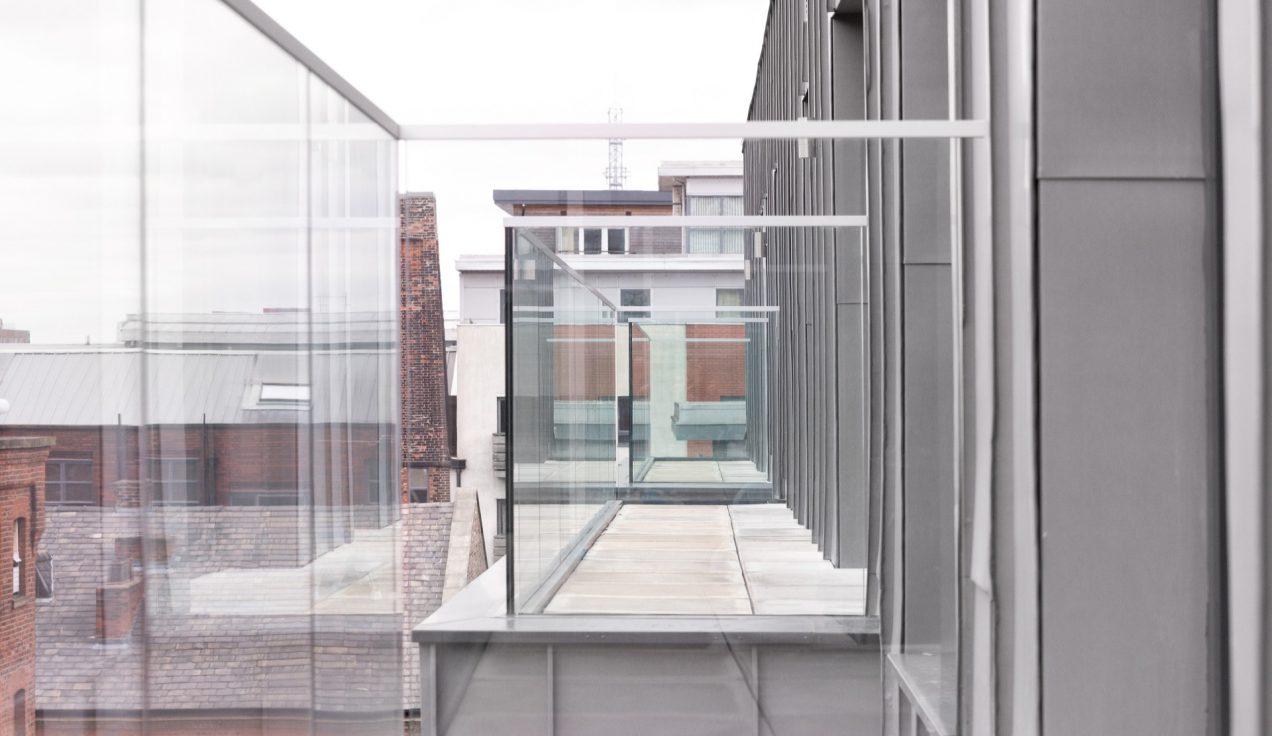 04 Simpson Street Glass Balustrades