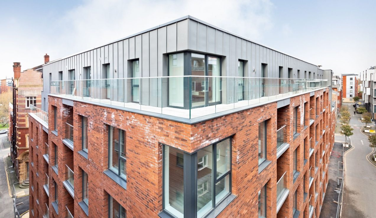 10 Simpson Street Glass Balustrades