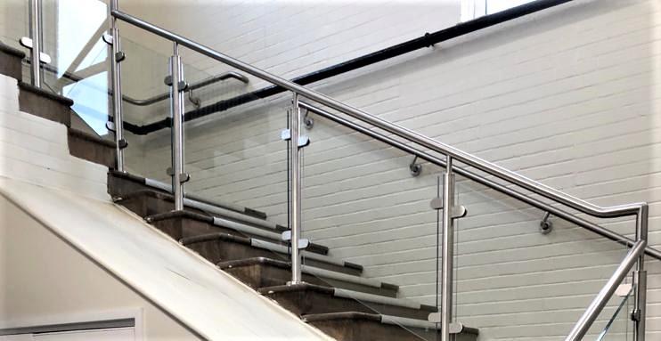 01 Stair Balustrade Image