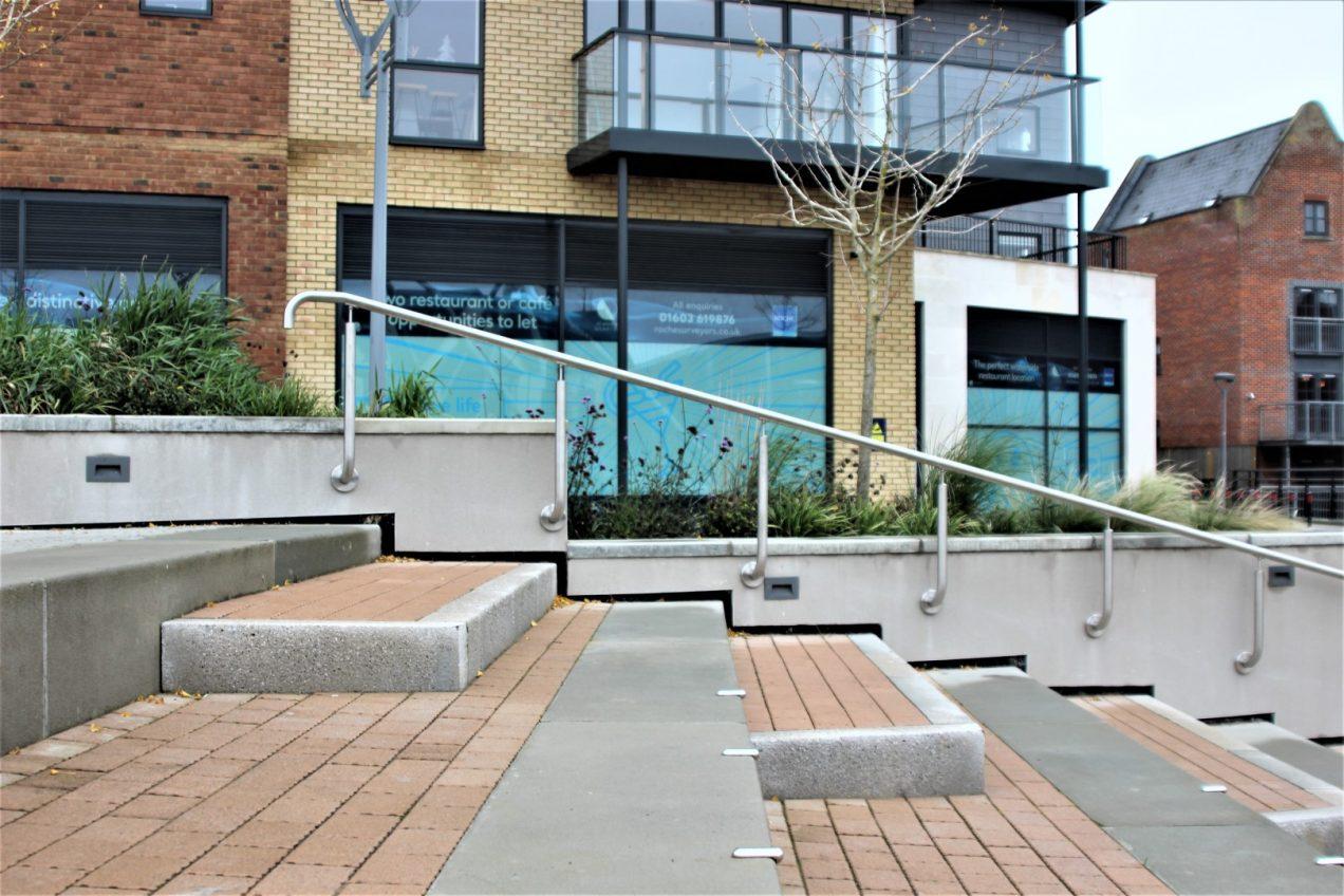 03 Stair Handrail