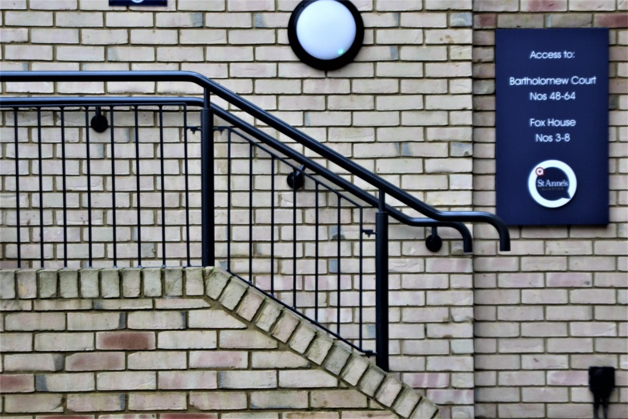 07 Infill Stair Balustrades