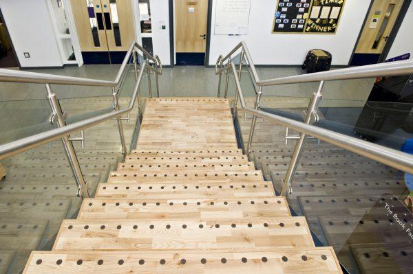 02 Stair Handrails