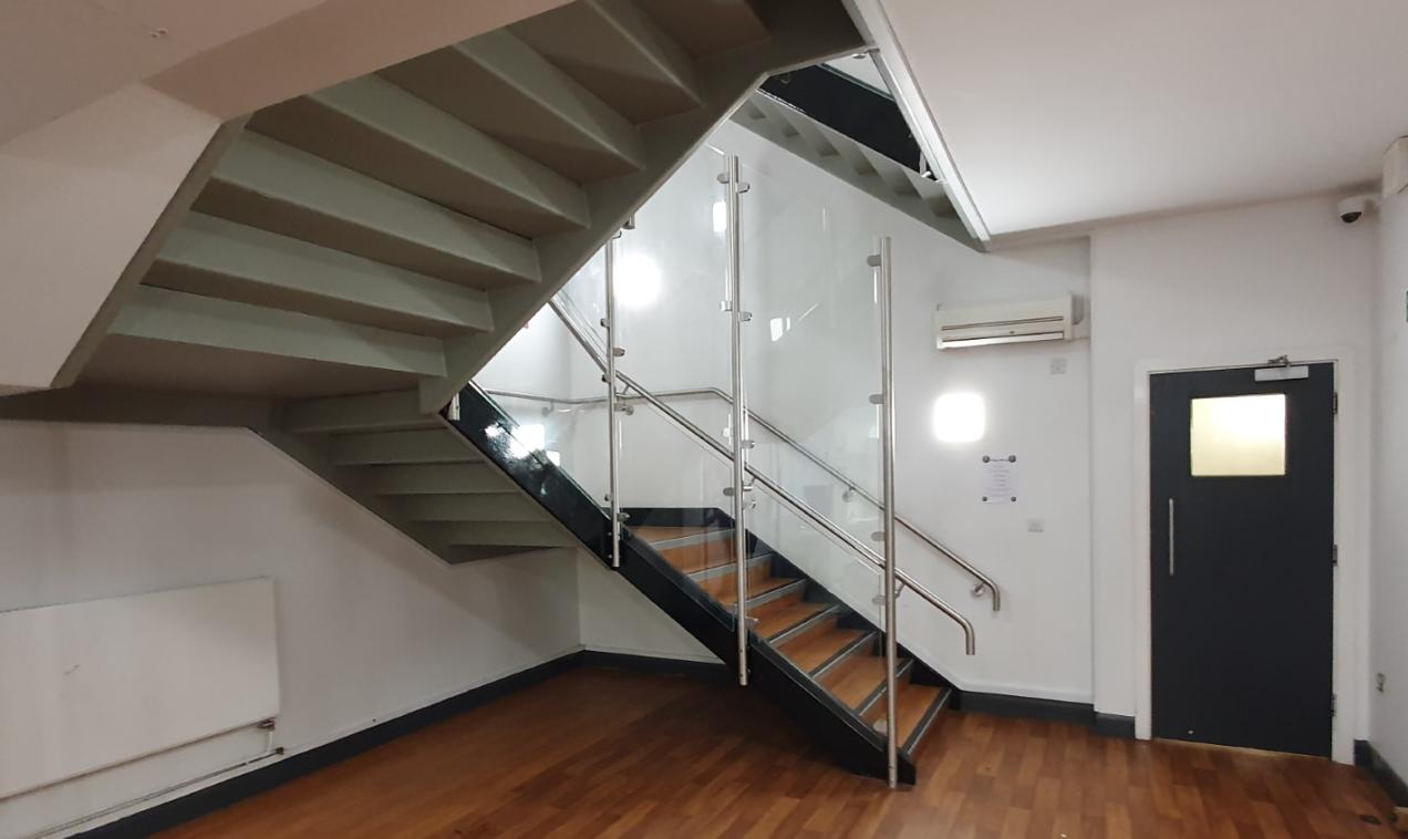 03 main stair view